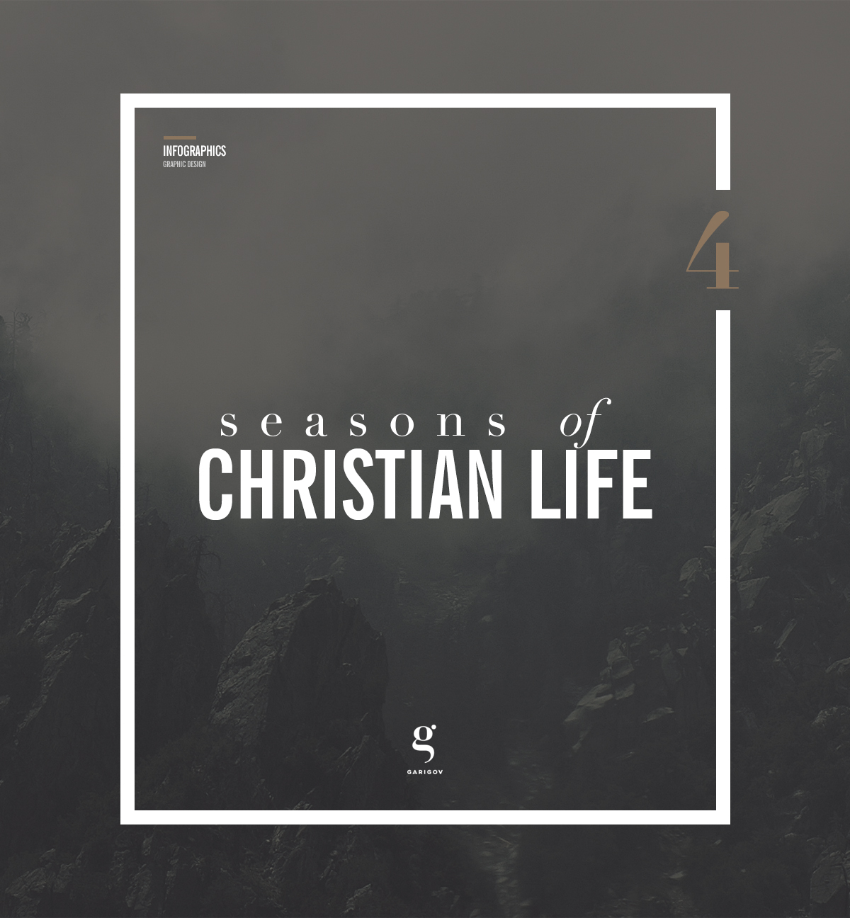 infographics - seasons of christian life - intro